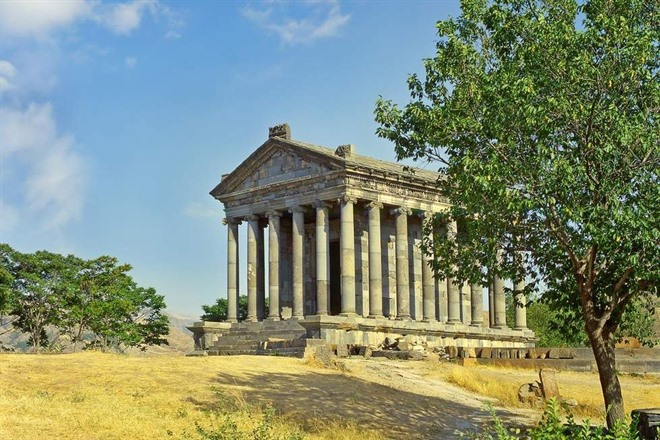GARNI, GEGHARD AND YEREVAN