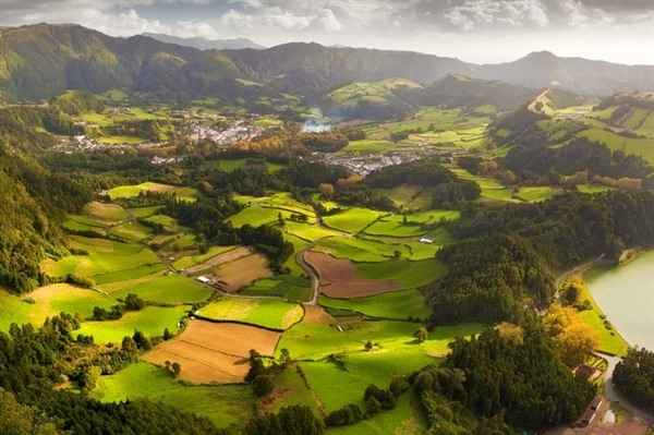 FURNAS VALLEY - DAY EXCURSION