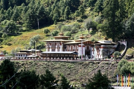 BUMTHANG VALLEYS