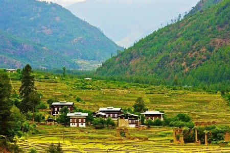 BUMTHANG TO PARO