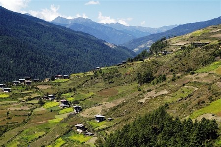 THE HAA VALLEY