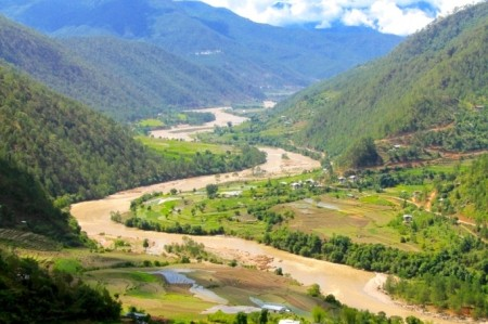 THIMPHU TO JAKAR (BUMTHANG VALLEYS)