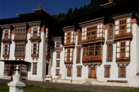JAKAR (BUMTHANG VALLEYS)