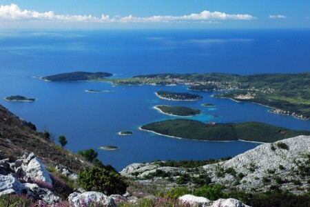 SPLIT TO KORCULA