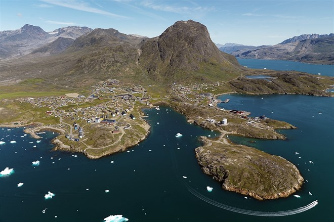 COASTAL VOYAGE and NARSAQ