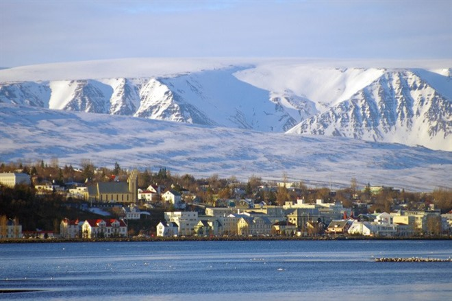 WONDERS OF NORTH ICELAND - AKUREYRI
