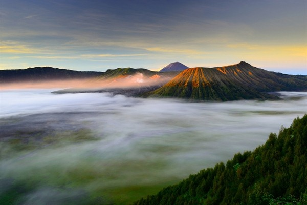 SOLO TO MT BROMO