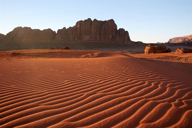 DANA NATURE RESERVE TO WADI RUM