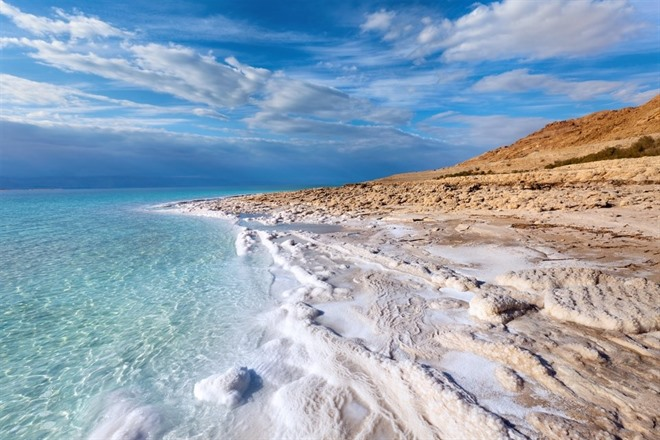 Dead Sea to Amman