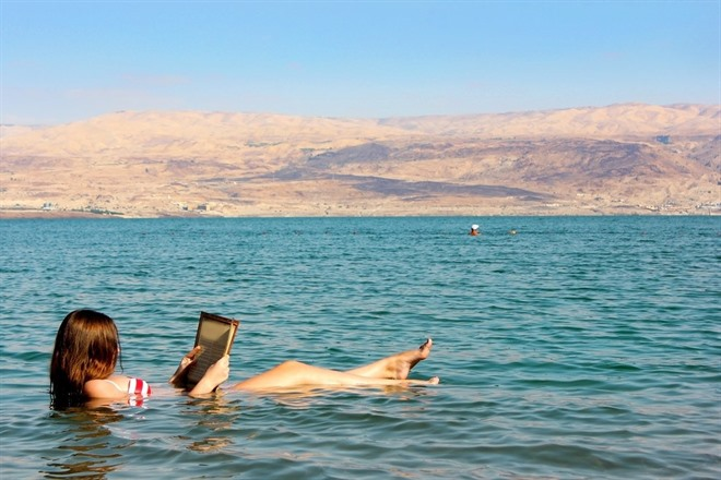 Dead Sea, Pella and Umm Qais