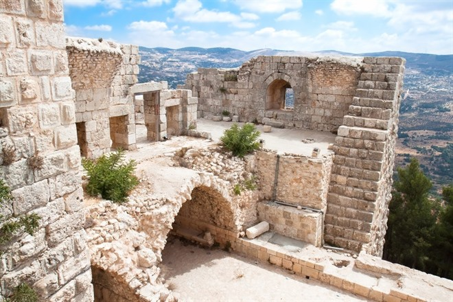 Jerash and Ajloun