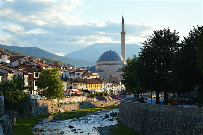 View of Prizren