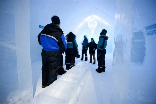 ICEHOTEL Tour