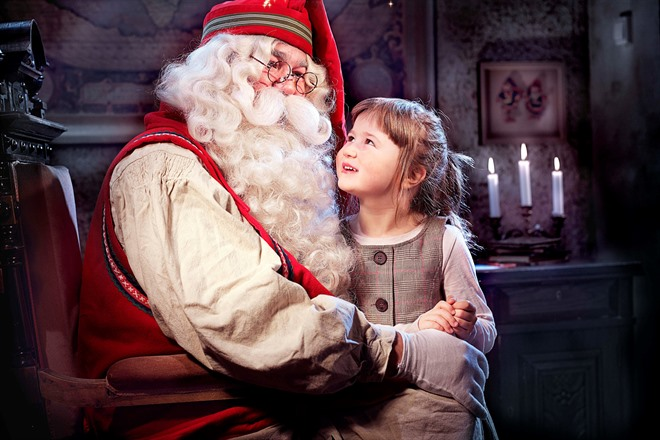 SANTAPARK & DREAM OF JOULUKKA (SANTA CLAUS' SECRET FOREST)