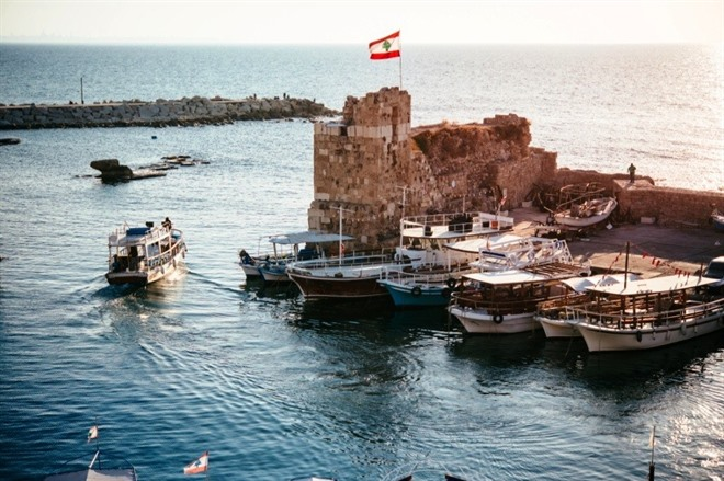 JEITA GROTTO AND BYBLOS