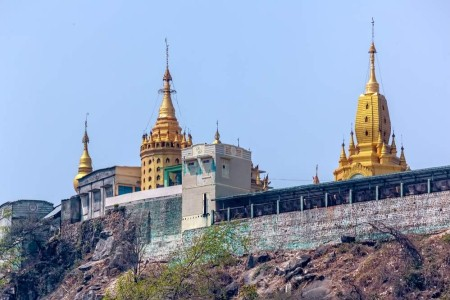 BAGAN TO MANDALAY