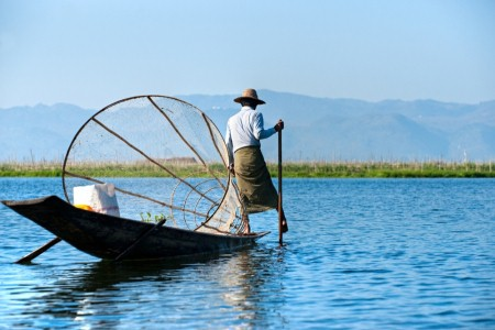 BAGAN TO INLE LAKE