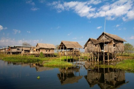 INLE LAKE TO MANDALAY