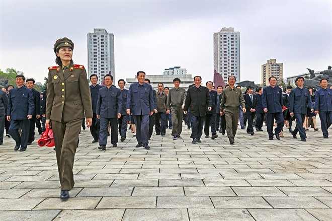 Wednesday 9th September - Pyongyang