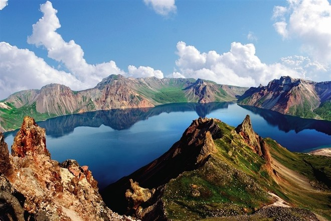 Monday 14th September - to Mt. Paektu