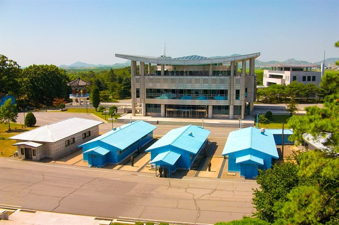 Friday 18th September - DMZ & Pyongyang