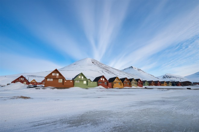Northern Light Tours in Svalbard