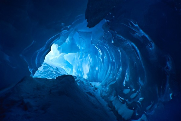 Ice Cave Tour by Snow Cat and Arctic Wilderness Evening