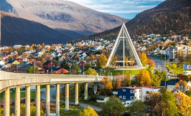Head north to Tromso