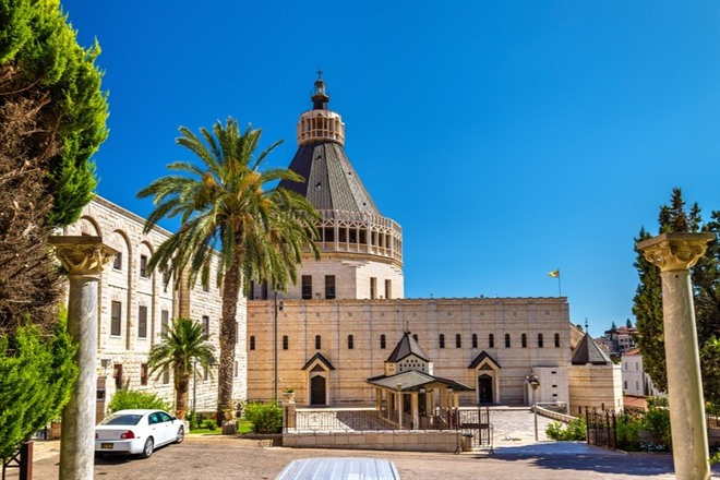 15 NOVEMBER 2018 NAZARETH, HAIFA AND ACRE