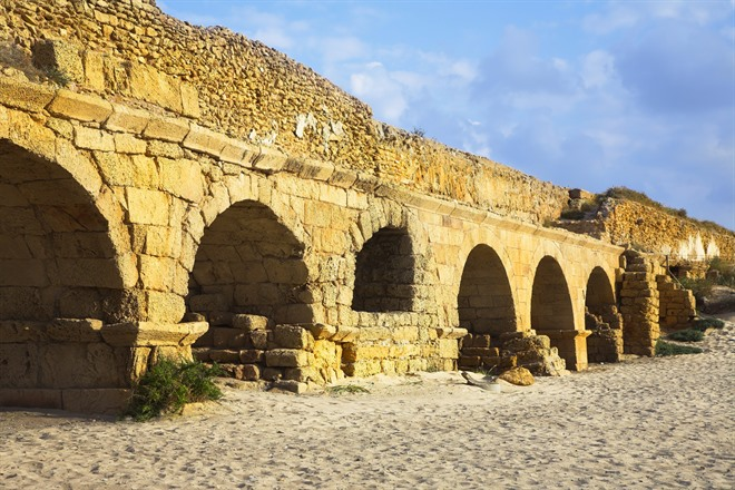 17 NOVEMBER 2018 CAESAREA AND DEPARTURE