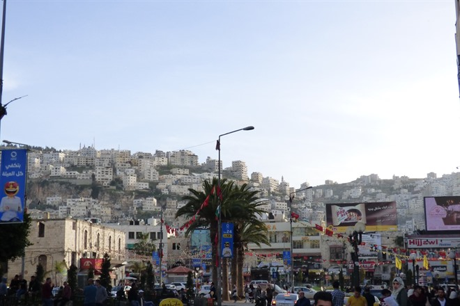 RAMALLAH AND NABLUS