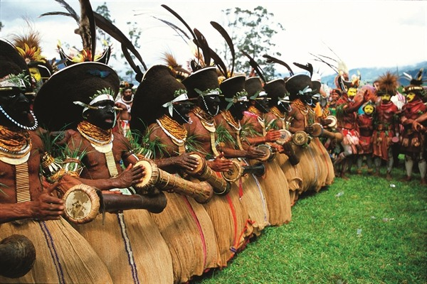 GOROKA TO MADANG
