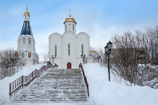 MURMANSK CITY TOUR & NORTHERN LIGHTS EXCURSION