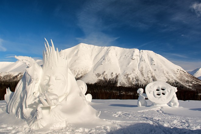 KOROVSK SNOW VILLAGE