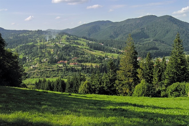 EXCURSION TO CARPATHIAN MOUNTAINS