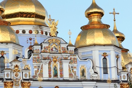 Mykhaylivsky Orthodox Church - Kyiv