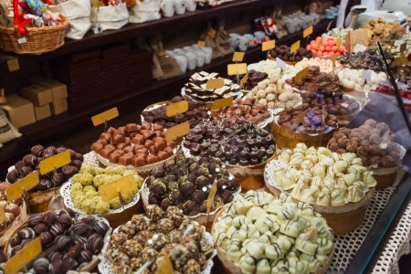 Chocolate Shop in Lviv