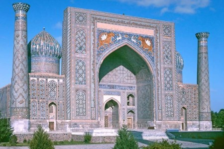 SAMARKAND TO TURKESTAN