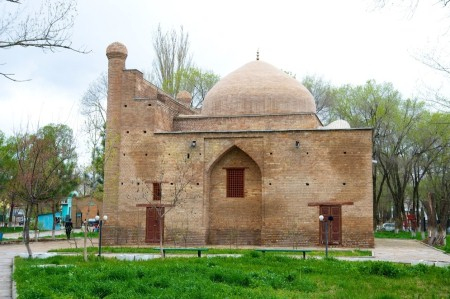 TURKESTAN TO TARAZ