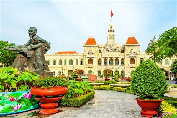HANOI TO HO CHI MINH CITY
