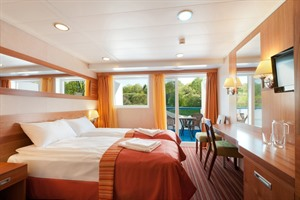 Accommodation upon the M/S Rostropovich
