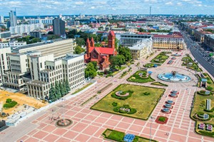 Centre of Minsk