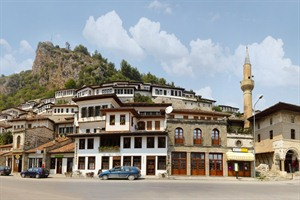 The old town of Berat