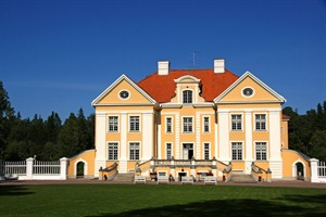 Palmse Manor, North Estonia