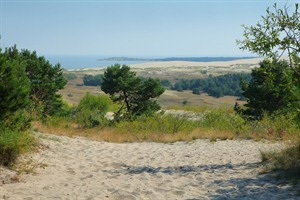 The Curonian Spit, Lithuania