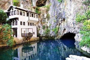 Dervish Monastery at Blagaj