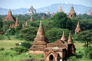 Burma - Rivers & Royal Capitals 3