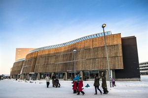 Cultural Centre in Nuuk