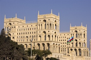 Government's House, Baku