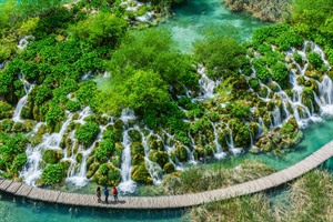 City and Lakes: Zagreb & Plitvice Lakes 4